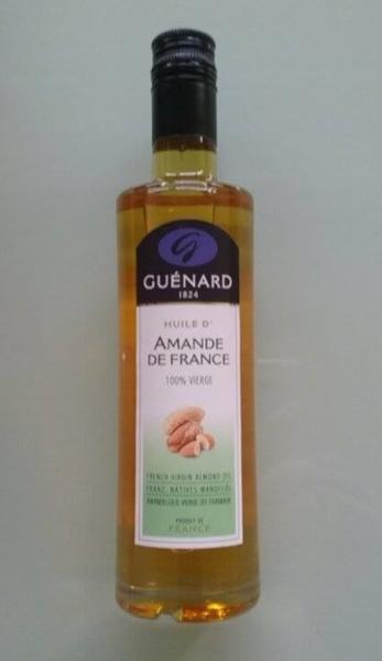 huiles aux amande Guenard
