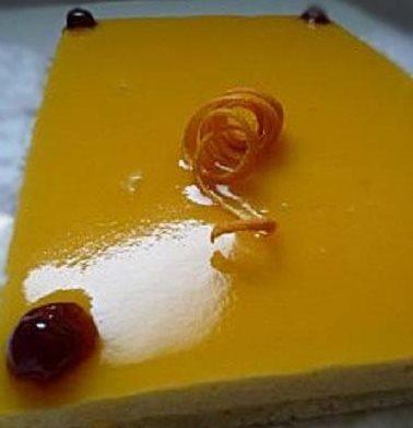 Bavaroi mangue abricot