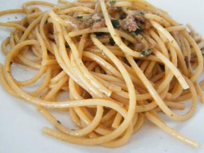 Bigoli a la salsa20152903