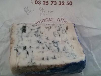 Bleu de chevre