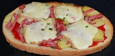 Toast a la  savoyarde20153003