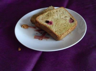 Cake matcha framboises20152805