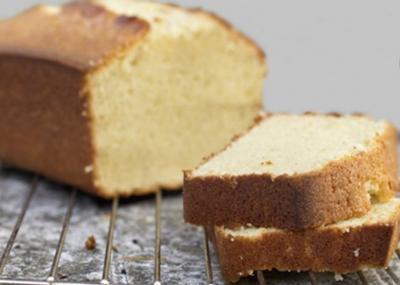 Cake au lait concentré sucré Régilait (sans gluten)