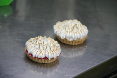 tartelette meringue italienne