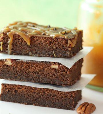 Caramel brownie2007