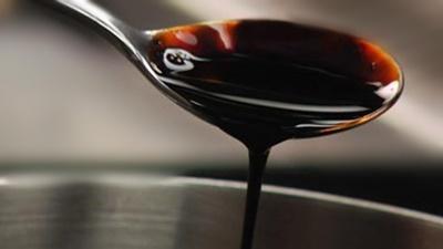 reduction vinaigre balsamique