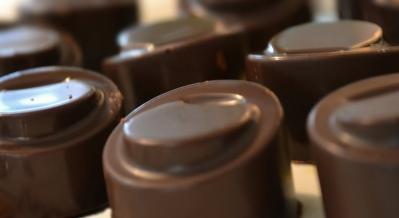 Chocolats fourres a la noix de coco20151211