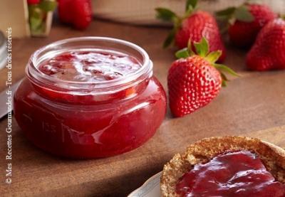 compote-de-fraise