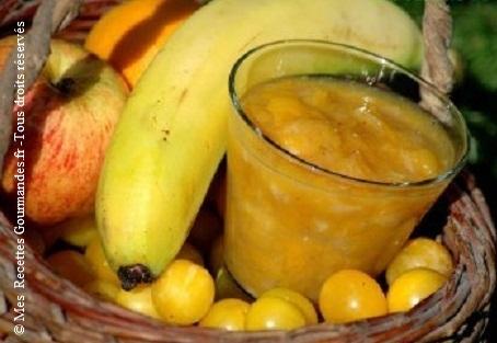 compote-mirabelles-orange-pomme-et-banane
