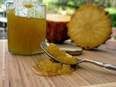 confiture-d-ananas-au-gingembre