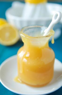 Creme au citron pour la tarte au citron