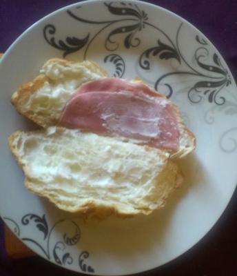 Croissant jambon11201507