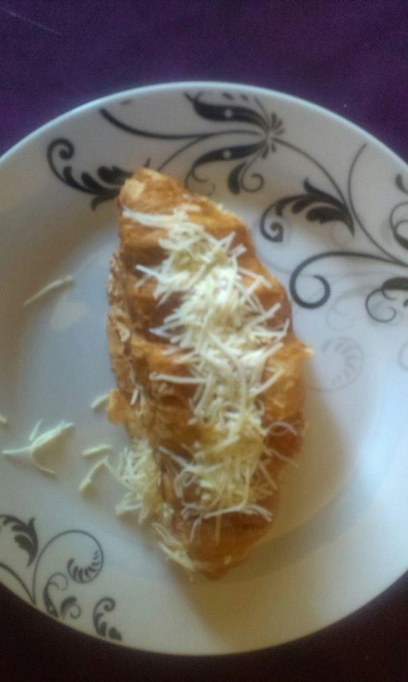 Croissant jambon20151107