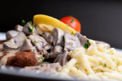 Escalope de porc panee champignons01042013