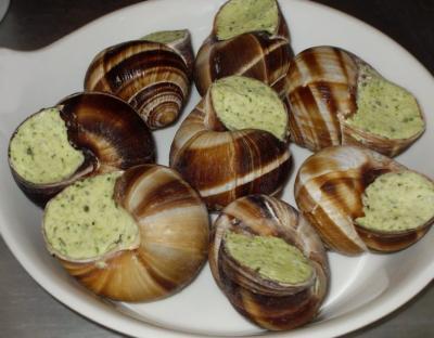 Beurre d'escargots à la Bourguignonne12122014