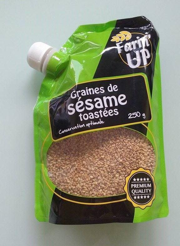 Graines de sesame toastees FARINE  UP