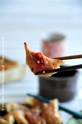 gyoza-aux-poulet crevettes