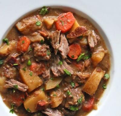 Irish stew ireland