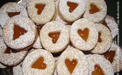 italian-biscuits avec la confiture lucien georgelin