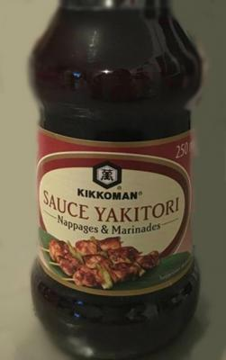 La sauce yakitori