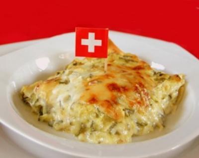 Lasagne suisse 2007