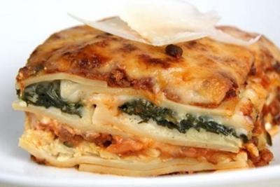 Lasagnes a la florentine
