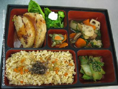 riz brun legumes