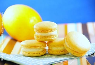 macarons-aux-limoncello