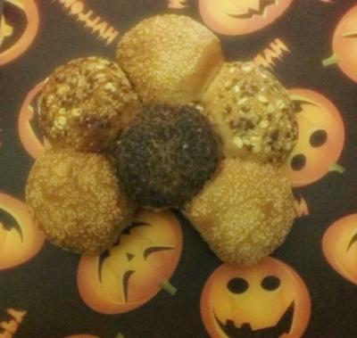 Maguerite petits pains au pavot et au sesame2014