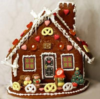 Maison en pain2011