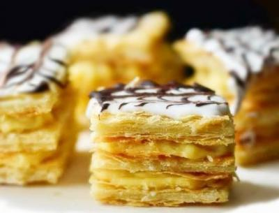 Mille feuille part