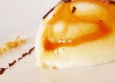 glacee a l amaretto caramel de cafe 3