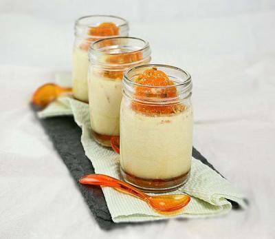 Mousse a la clementine 2 by mes recettes gourmandes