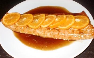 Orange saumon a l erable20131810