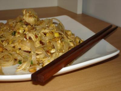 Pad thai poulet 2008