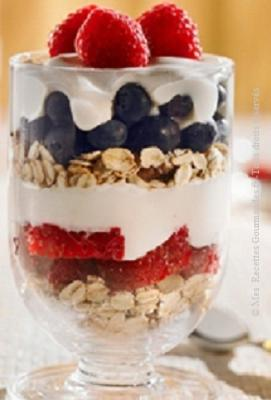 parfaits aux -fruits