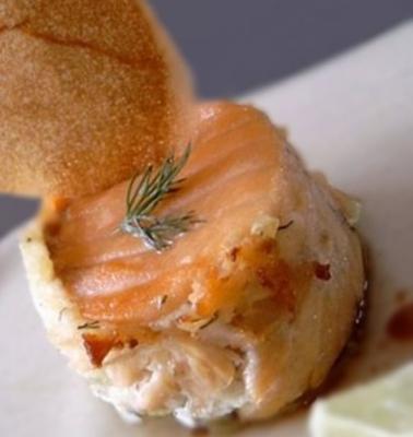 Parmentier de saumon 2012