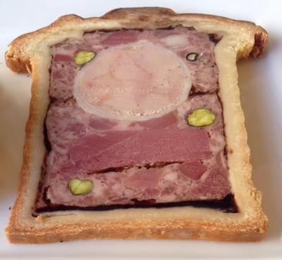 Pate en croute au foie gras a l armagnac2016