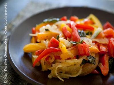 peperonata italienne
