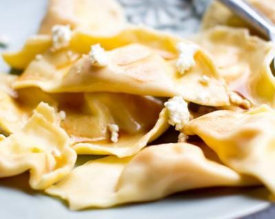 Pierogi ruskie au fromage20150105