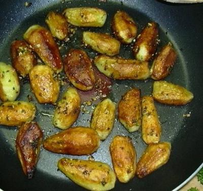 Pommes de terre sarladaise2006