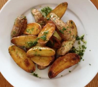 Pommes de terre sarladaises2006