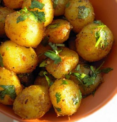 Pommes de terre roties aux epices indiennes2009