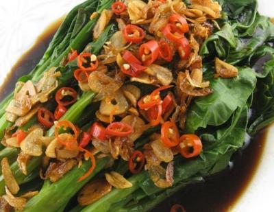 Porc thai et gai lan 2012