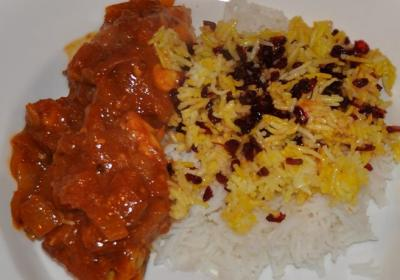 Riz pilaf persan20041507