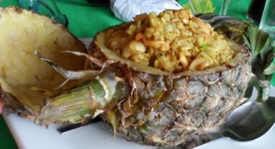 Riz saute a l ananas thailandais 2012