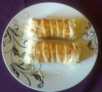 Roule au fromage et jambon20152908