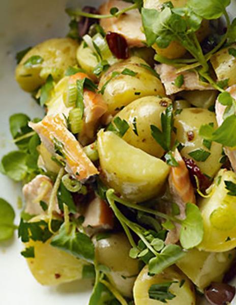 Salade de saumon et pomme de terre20160616