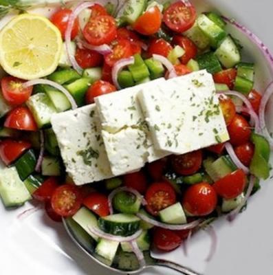 Salade grecque au citron et a l origan15062014