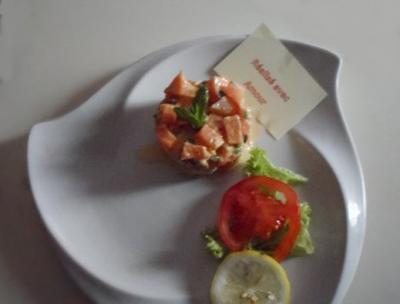 Tartare aux deux saumons2015011à